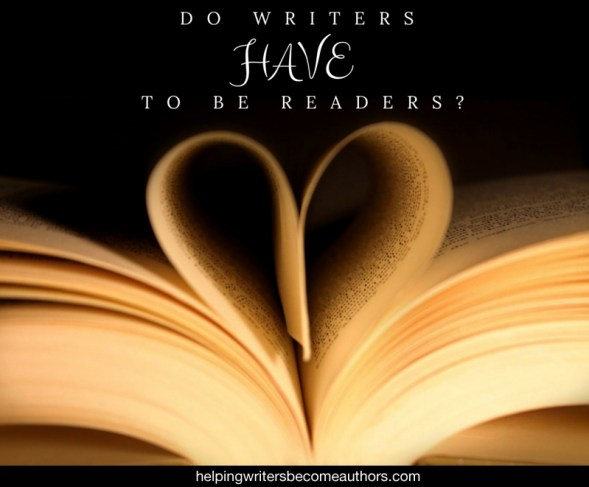 Do Writers HAVE to Be Readers?
