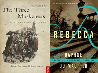 Three Musketeers Rebecca