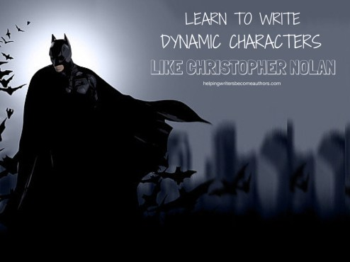 Learn to Write Dynamic Characters Like Christopher Nolan