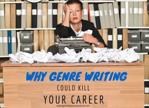 Why Genre Writing Could Kill Your Career