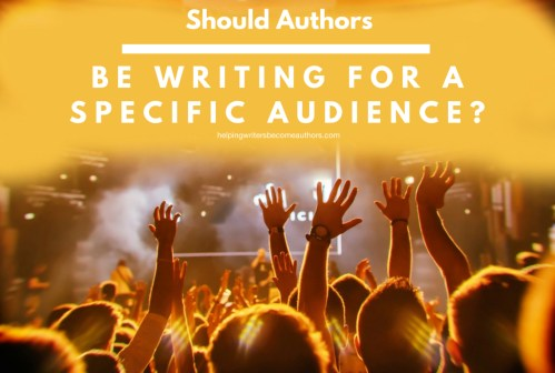 Should Authors Be Writing for a Specific Audience?