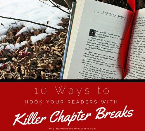 10 Killer Chapter Breaks