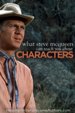 What Steve McQueen Can Teach You About How to Write Characters
