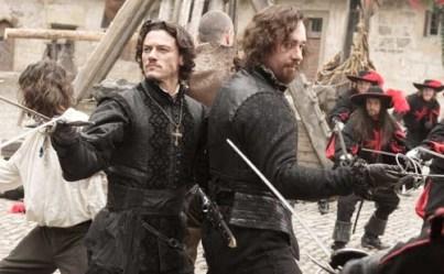 The Three Musketeers Athos and Aramis