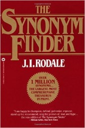 Synonym Finder JI Rodale