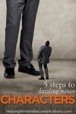 5 Steps to Dazzling Minor Characters