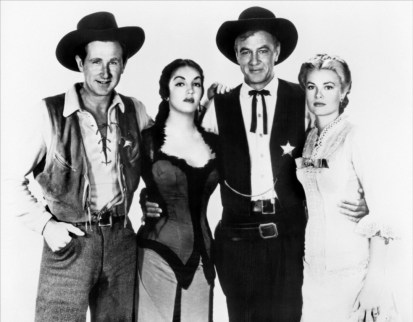 Cast of High Noon