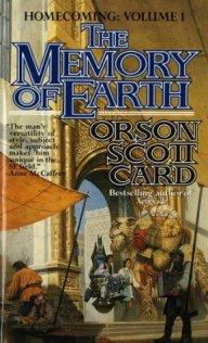 Memory of Earth Orson Scott Card