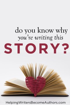 Do You Know Why You're Writing This Story Pinterest