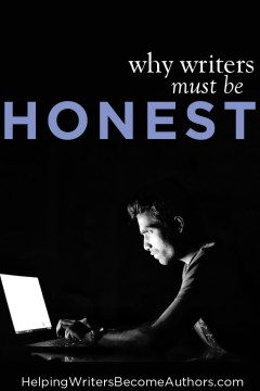 Why Writers Must Be Honest