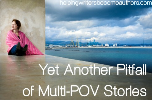 yet another pitfall of multi-pov stories