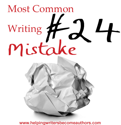 Most Common Writing Mistakes, Pt. 24