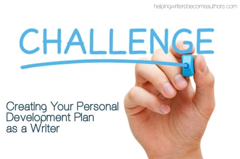 Creating Your Personal Development Plan as a Writer