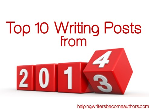 Top Writing Posts of 2013