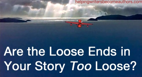 are the loose ends in your story too loose copy