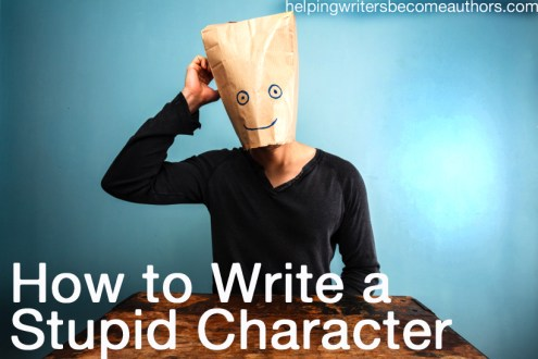 How to Write a Stupid Character