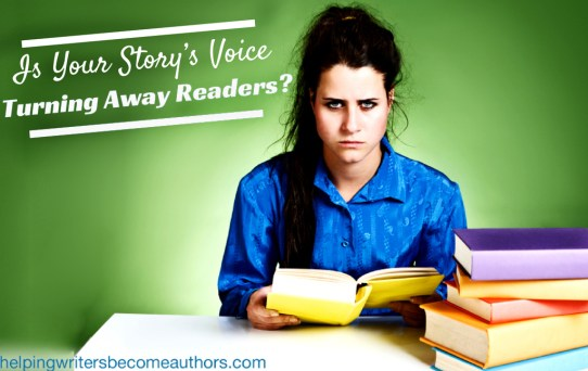 Is Your Story's Voice Turning Away Readers?