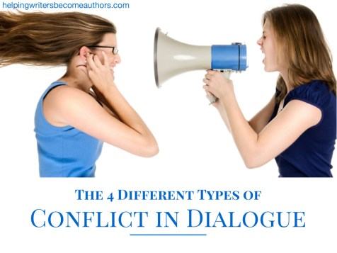 The 4 Different Types of Conflict in Dialogue