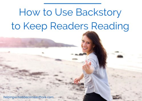 How to Use Backstory to Keep Readers Reading
