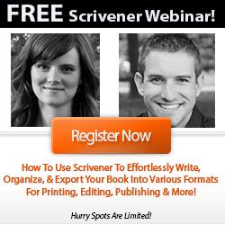 Free Scrivener Webinar K.M. Weiland Joseph Michael
