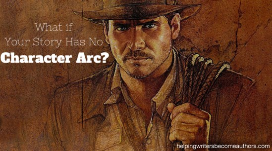 What if Your Story Has No Character Arc?