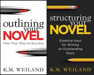 Outlining Your Novel and Structuring Your Novel by K.M. Weiland