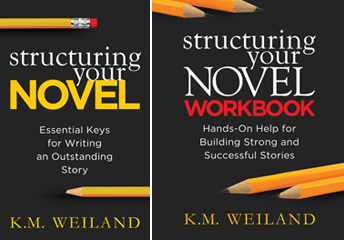 Structuring Your Novel and Structuring Your Novel Workbook by K.M. Weiland