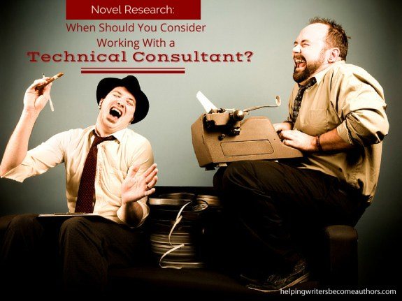 Novel Research: When Should You Consider Working With a Technical Consultant?