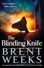 Blinding Knife Cover