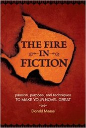 Fire in Fiction Donald Maass