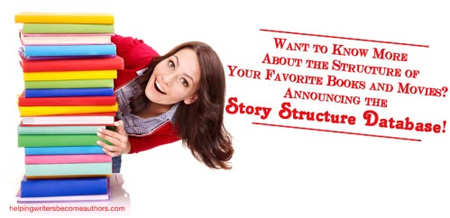 Want to Know More About the Structure of Your Favorite Books and Movies? Announcing the Story Structure Database!