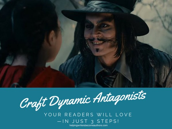 Craft Dynamic Antagonists Your Readers Will Love in Just 3 Steps