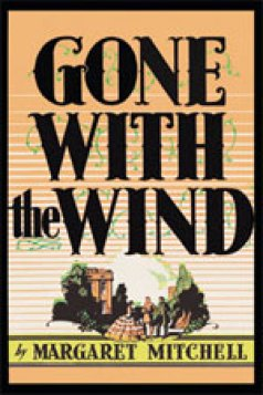 Gone With the Wind Margaret Mitchell Scarlett OHara Rhett Butler