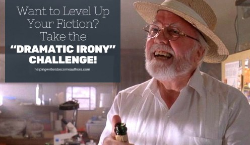 "Want to Level Up Your Fiction? Take the ""Dramatic Irony"" Challenge!"