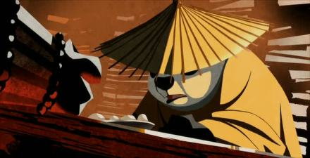 Kung-Fu Panda Dream Prologue Po Enough Talk Let's Fight