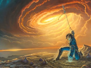 Words of Radiance Wallpaper Kaladin Brandon Sanderson Stormlight Archive