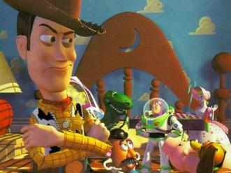 Woody Buzz TOy Story