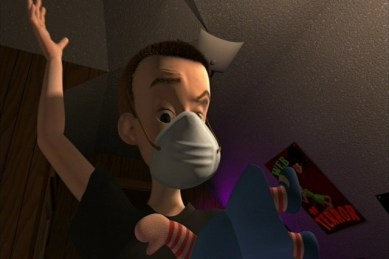 Dr Sid Toy Story