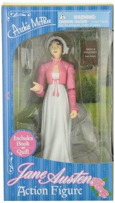 1 Jane Austen Action Figure
