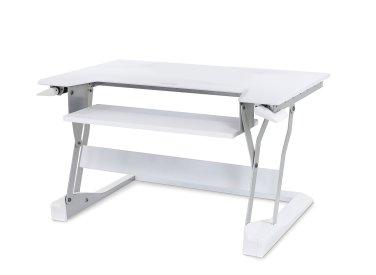 9 Sit Stand Desktop Workstation