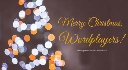 Merry Christmas, Wordplayers