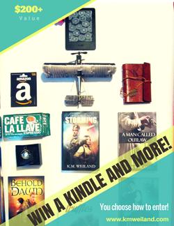 Win-a-Kindle 250