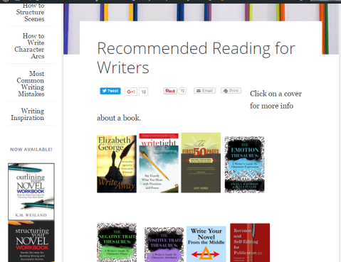 3._Recommended_Reading_for_Writers