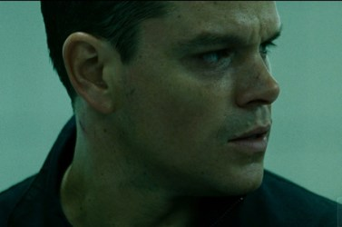 Jason Bourne Matt Damon