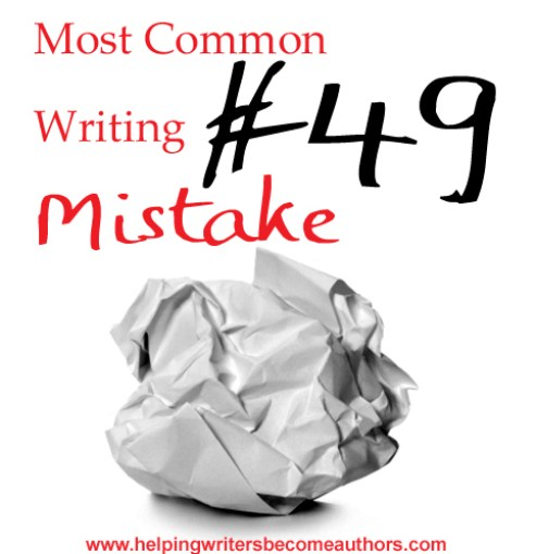 Most Common Writing Mistakes, Pt. 49