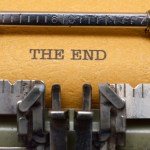 How To Know It's Time To Write The End