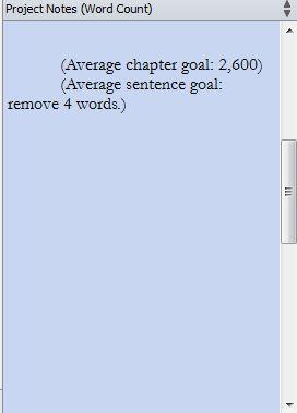 Trim Your Book's Word Count per Sentence Wayfarer