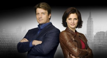 Castle Nathan Fillion Stana Katic Season 1