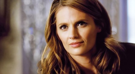 Kate Beckett Perfect Hair