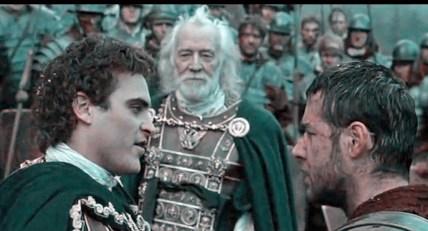 Russell Crowe Richard Harris Joaquin Phoenix Gladiator